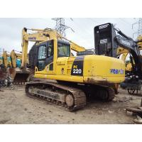 Original japan Used KOMATSU PC220-8 Excavator For Sale for sale
