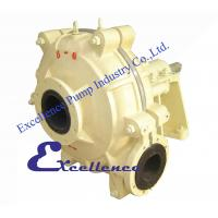 Buy cheap High quality horizontal, centrifugal slurry pump EHR -6E with rubber impellers from Wholesalers