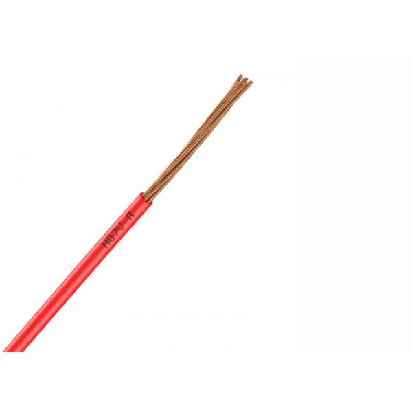 Fixed Wiring Cable 6491X / H07V-R Cable 6 sq.mm strand copper ...
