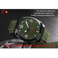 Buy cheap WHOLESALE PU STRAP ALLOY CASE QUARTZ WATCHES COOL WATCH from wholesalers