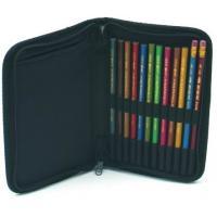 Buy cheap Elegant Design Folding Artist Painting Portfolio Brush Travel Holder Durable from wholesalers