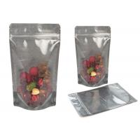 Buy cheap Transparent Stand Up pouch Packaging Plastic Pouch Packaging Moisture Proof from Wholesalers