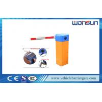 Buy cheap 100 % Heavy Duty Automatic Car Park Barriers With Remote Control from Wholesalers