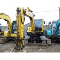 Used HYUNDAI R60W-7 mini Wheel Excavator For Sale for sale