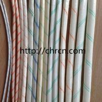 Buy cheap High Quality Electrical Insulation 2715 PVC Fiberglass Sleeving from wholesalers