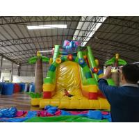 Buy cheap cheap infatable slide with slide/commercial inflatable slide for sale from Wholesalers