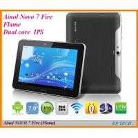 China 7 Ainol NOVO 7 Fire Flame tablet PC  Dual core ISP 1280*800 Dual camera 1G 16G  on sale