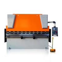 Buy cheap Metal Master Press Brake Machine With Throat Depth 200mm WC67Y - 40 / 2500 from Wholesalers