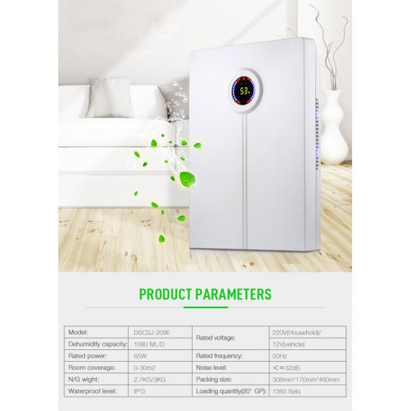 Quiet Dehumidifier For Home