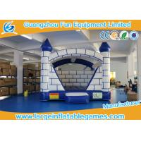 Buy cheap Childrens Bouncy Castle Tarpaulin Provide For European , kids jumping castle from Wholesalers