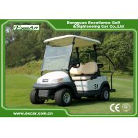 Buy cheap Environmental Used Electric Golf Carts from wholesalers