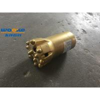 China CNC machined T38,T45,T51 Top Hammer Tools, Shank Adapters and Coupling sleeves on sale