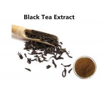 Buy cheap Black Tea Extract Powder Brown Fine Powder Polyphenols Ant I- Inflammatory from Wholesalers