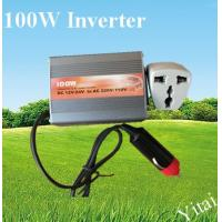 Buy cheap Car power inverter 75W to 300W low price from wholesalers