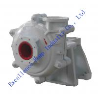 Buy cheap Good performance EHM-4D professional high chrome lined mining slurry pumps for sale from Wholesalers