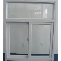 China Soundproof Mill Finished Aluminum Window Extrusion Profiles 60 - 80 um Coating on sale