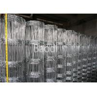 Buy cheap Hot Dipped Galvanized Grassland Woven Field Fence In Rolls From 0.8m to 1.8m Height from wholesalers