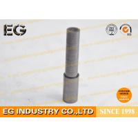 Buy cheap Small Graphite Rod Electrodes , High Temperature Resistance Graphite Cylinder from Wholesalers