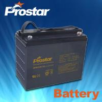 Buy cheap Deep cycle solar batteries 12V 135AH GPD135-12 from Wholesalers