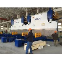 Buy cheap 14 Meters Workpiece CNC Press Brake Machine 400 Ton 7 M With Throat 950mm from Wholesalers