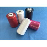 100 Polyester Spun Sewing Thread for Jeans , Free Sample Offered Core Spun Thread
