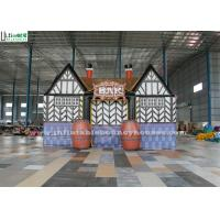Buy cheap Custom Inflatable Pub Tent With Full Printing For Outdoor Inflatable Bar Party from wholesalers