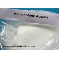 Buy cheap Androgenic Steroid Primobolan Acetate Methenolone Acetate Powder CAS 434-05-9 from wholesalers