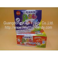 Buy cheap Various Candy Shapes Green Milk Tablets Lowest Calorie For Entertainments GMP from Wholesalers