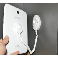 Buy cheap COMER tablet pc security magnetic stand anti-theft alarm wall mounting bracket with charging from wholesalers