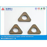 China P20 P30 Cemented Carbide Inserts shim , Cutting Tool Inserts