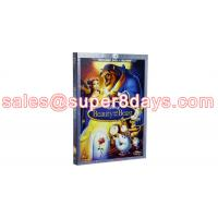 Buy cheap Beauty and the Beast DVD Blu-Ray Movies Disney Cartoon DVD Wholesale Supplier from Wholesalers