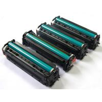 CE410A CE411A Compatible Printer Cartridges HP 305A With 2200 / 2600 Pages Yeild