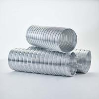 Buy cheap A1100   air duct  lacquer aluminum foil 0.06mm from Wholesalers