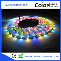 Buy cheap 5050 smd high brightness full color dmx control dmx512 led strip from Wholesalers