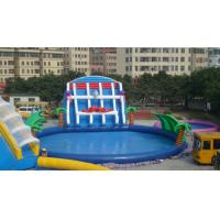 Buy cheap Commercial Inflatable Water Slide from Wholesalers