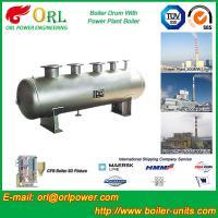 Low Pressure Alloy steel drum Boiler Mud Drum TUV with 10~1000ton