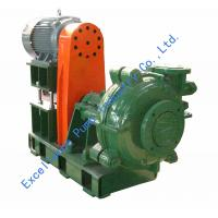 Buy cheap Good performance EHR-4D Centrifugal Rubber Lined Mine Slurry Pump for the metallurgical from Wholesalers