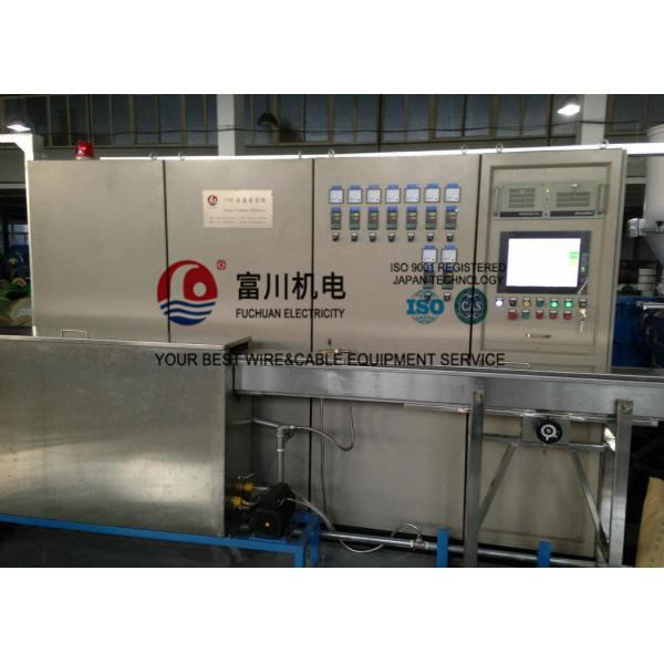 Plastic Wire Extruder Machine For Electric Wire Insulated Sheathing ...