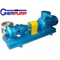 Buy cheap IH Horizontal Single Stage Chemical Centrifugal Pump for  food industry pump from Wholesalers