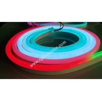 Buy cheap dc12v 60led digital rgb flexible neon strip light for holiday decoration from Wholesalers