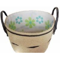 wheat straw storage basket