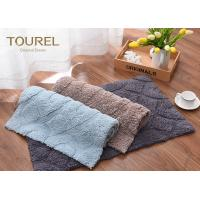 China Customized Washable Hotel Bath Mats / Floor Mats For Motel Bathroom on sale