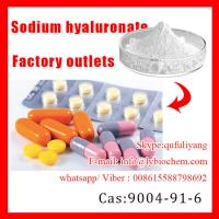 Buy cheap Beauty products raw material hyaluronic acid powder for skin used from Wholesalers
