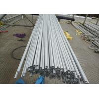 China N08800  / 1.4876 Nickel Alloy Pipe ,  A240 / B409 Standard Alloy 800h Pipe Weleded on sale