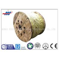 China Uncoated Fiber Core Wire Rope For Hoisting , Elevator Electrical Cable on sale