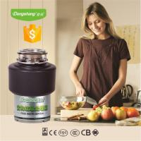 Quality Food disposer for household kitchen use. OEM service manufacturer,1/2 horsepower for sale