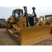 China Used Caterpillar Crawler Bulldozer D7H