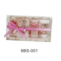 Buy cheap Pure Herbal Bubble Bath Gift Set With 100ml Scrub Jerry #8BS-001 from Wholesalers