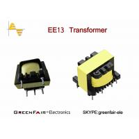 Buy cheap Customized High Frequency Isolation Transformer , EE11.5 Small High Voltage Transformer from Wholesalers