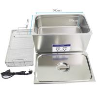 Buy cheap Pharmaceutical Manufacturing Large Digital Ultrasonic Cleaner 22 Liter from wholesalers